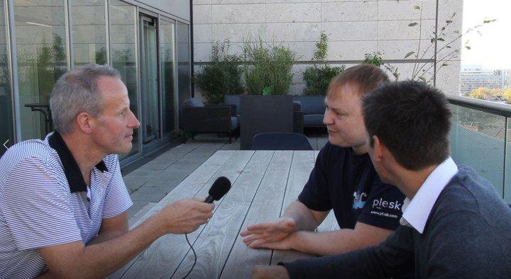 Abbildung - Interview mit Viktor Vogel von Plesk