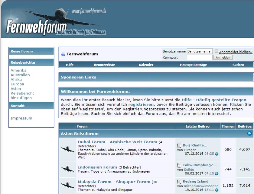 abbildug - fernwehforum - screenshot