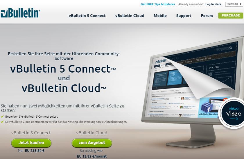 abbildung - vbulletin - screenshot