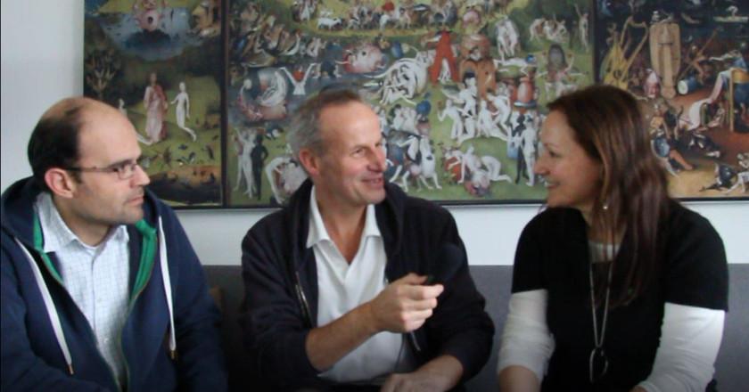 Abbildung-01-Wolf-Dieter Fiege-im-Interview-mit-ID4me-Katja-Speck-und-Marcos Sanz