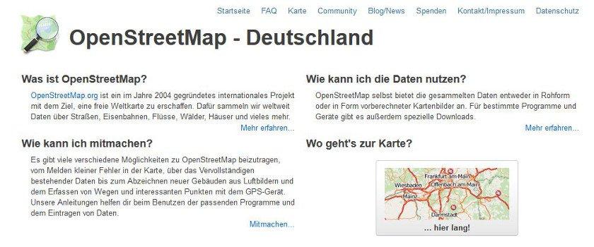Abbildung_-_OpenStreetMap Webseite