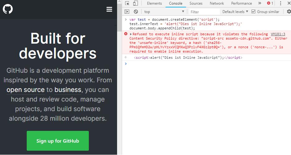 Was macht Inline Javascript so gefährlich? Tipps zur Vermeidung