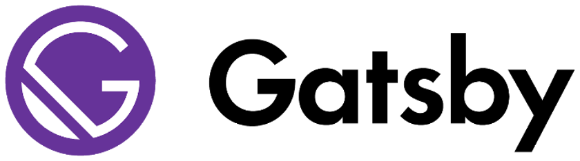 Abbildung - Logo Static Site Generator Gatsby
