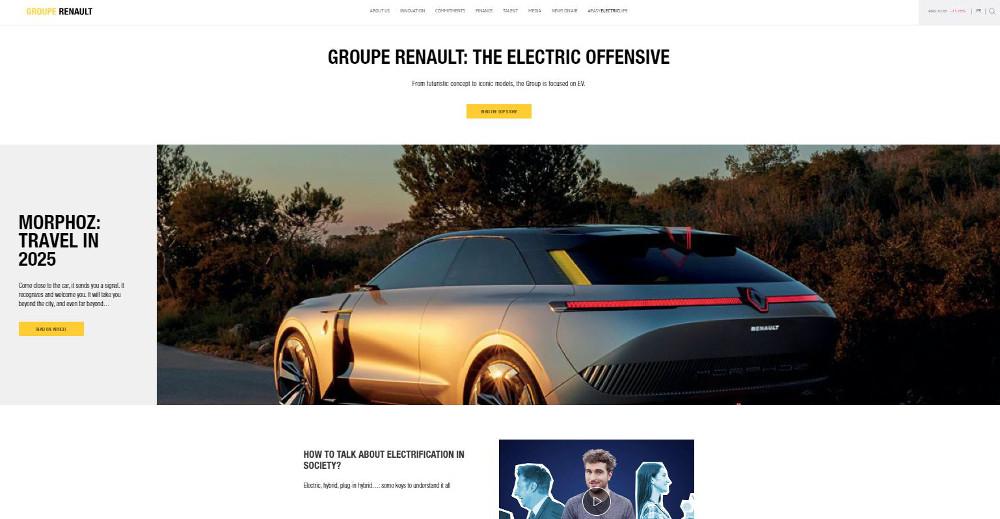 Abbildung_-_Group Renault setzt auf WordPress
