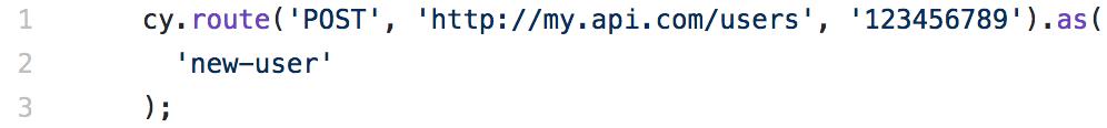 Abbildung - Angular-Testing POST Mock
