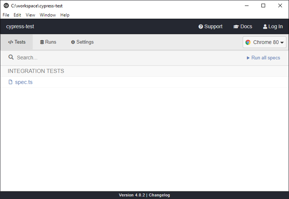 Abbildung - Angular-Testing