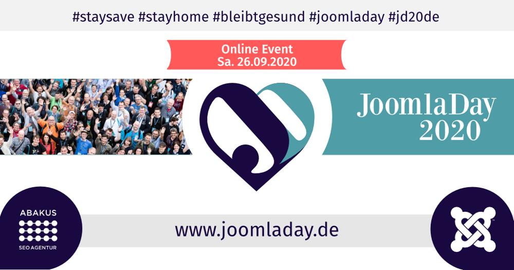 Abbildung - JoomlaDay 2020