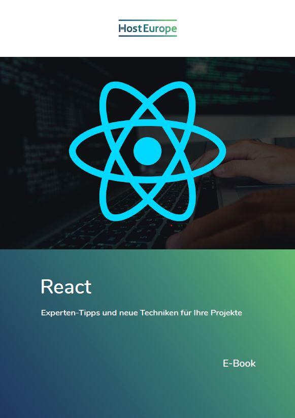 Abbildung - React-E-Book zum kostenlosen Download