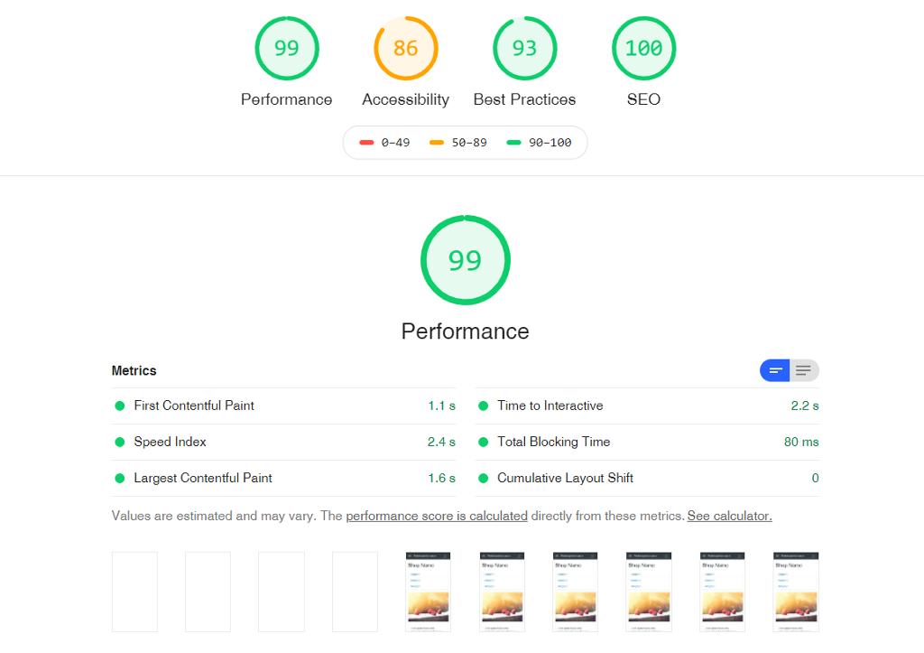Abbildung - Performance 2021 - Die Core Web Vitals