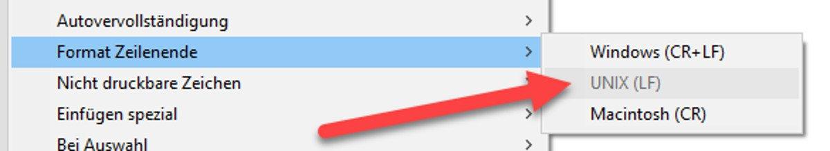Abbildung5 – Let's Encrypt Zertifikate generieren – Dateiende beachten