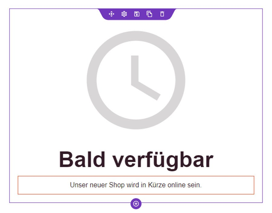 Abbildung03 WooCommerce-Plugins – Coming-Soon-Page